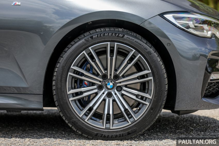 REVIEW: 2021 BMW 330e M Sport in Malaysia, RM250k Image #1336693