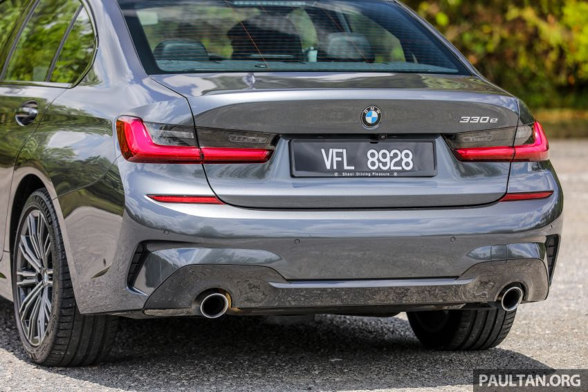 REVIEW: 2021 BMW 330e M Sport in Malaysia, RM250k Image #1336699