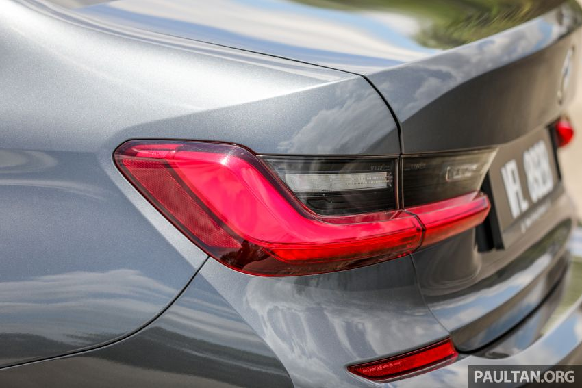 REVIEW: 2021 BMW 330e M Sport in Malaysia, RM250k Image #1336701