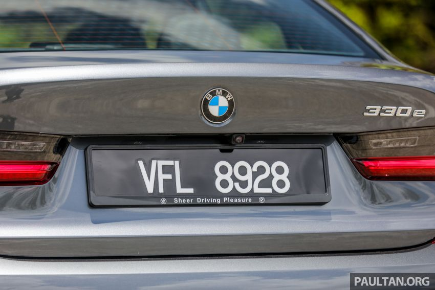 REVIEW: 2021 BMW 330e M Sport in Malaysia, RM250k Image #1336703