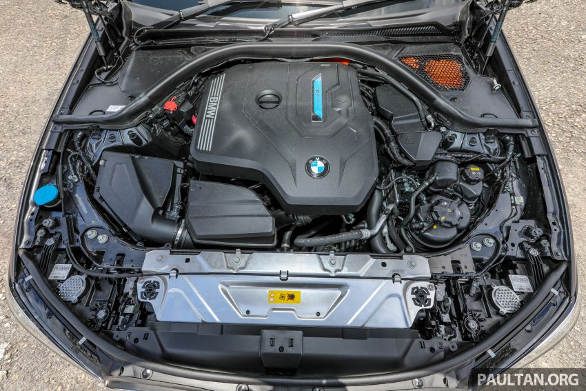 REVIEW: 2021 BMW 330e M Sport in Malaysia, RM250k Image #1336706