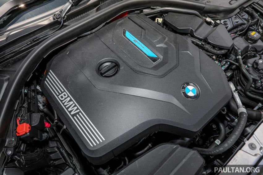 REVIEW: 2021 BMW 330e M Sport in Malaysia, RM250k Image #1336707