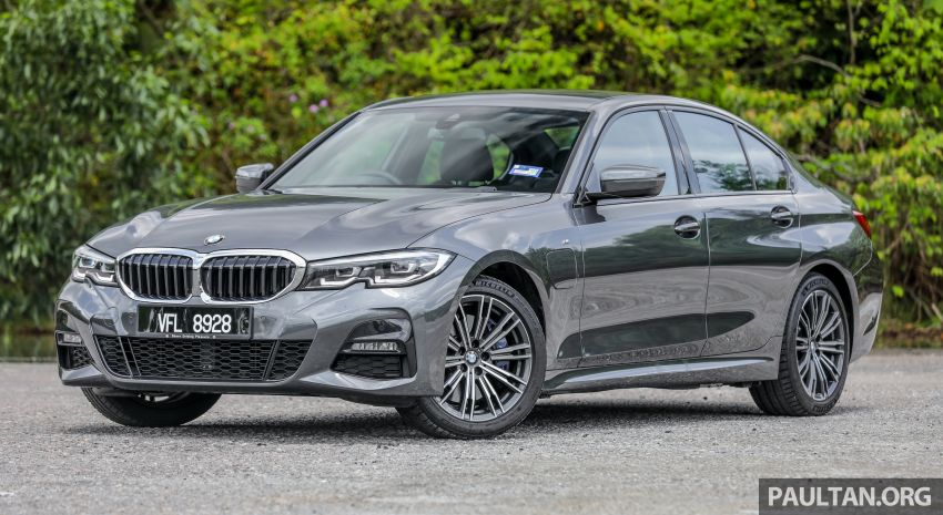 REVIEW: 2021 BMW 330e M Sport in Malaysia, RM250k Image #1336670