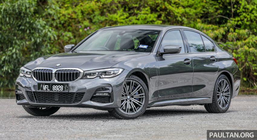 BMW 330e M Sport G20 di M'sia tiada lagi kunci digital, pengecas <em>wireless</em> kerana isu cip; RM1.6k lebih murah Image #1336986