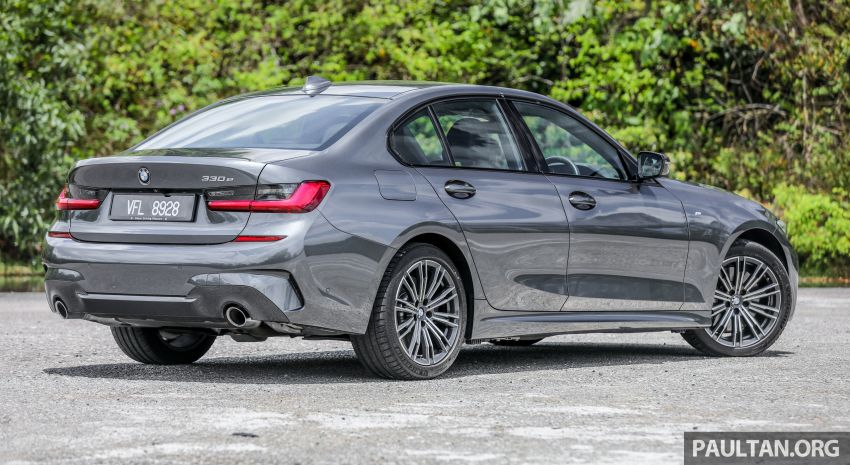 REVIEW: 2021 BMW 330e M Sport in Malaysia, RM250k Image #1336672