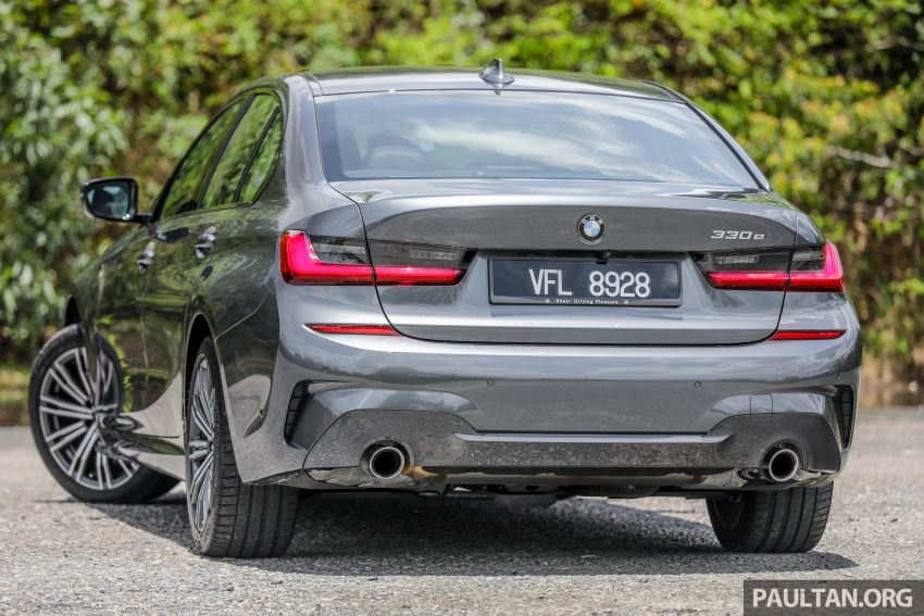 REVIEW: 2021 BMW 330e M Sport in Malaysia, RM250k Image #1336674