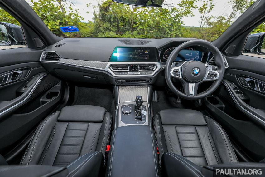 REVIEW: 2021 BMW 330e M Sport in Malaysia, RM250k Image #1336708