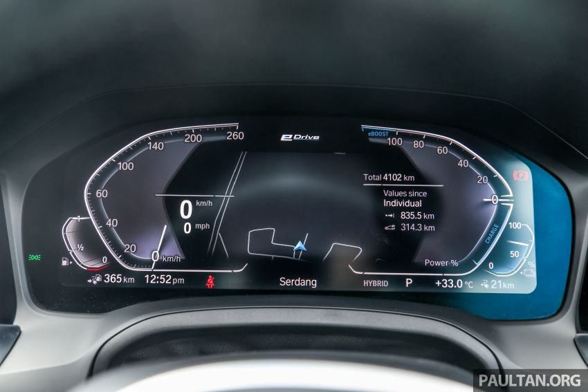 REVIEW: 2021 BMW 330e M Sport in Malaysia, RM250k Image #1336721