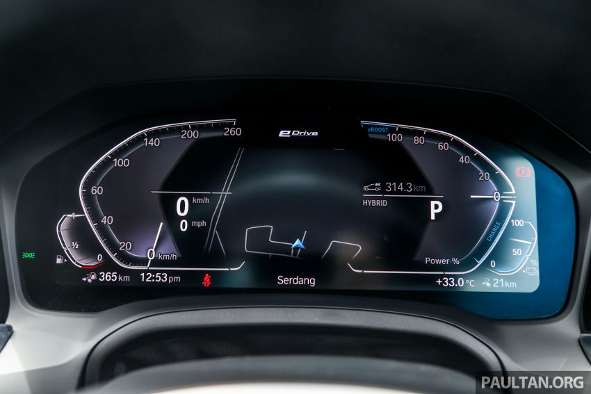 REVIEW: 2021 BMW 330e M Sport in Malaysia, RM250k Image #1336722