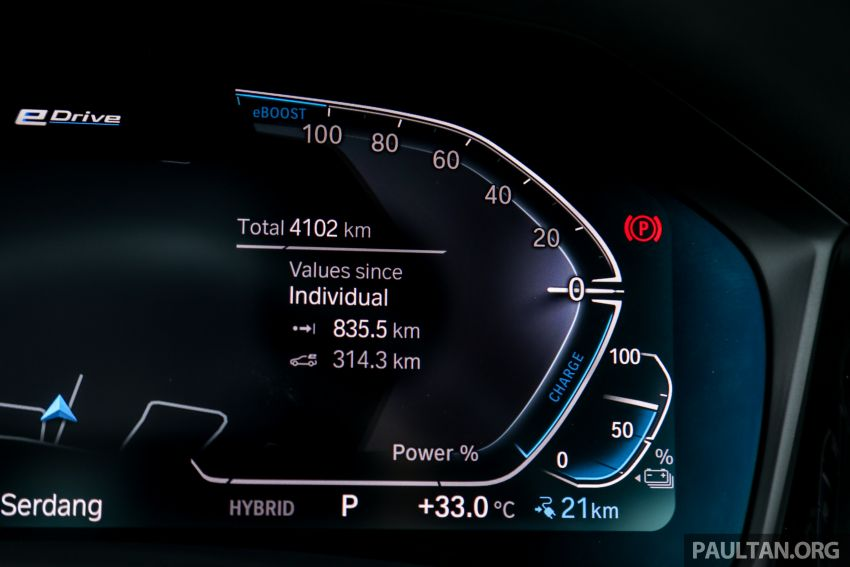 REVIEW: 2021 BMW 330e M Sport in Malaysia, RM250k Image #1336731