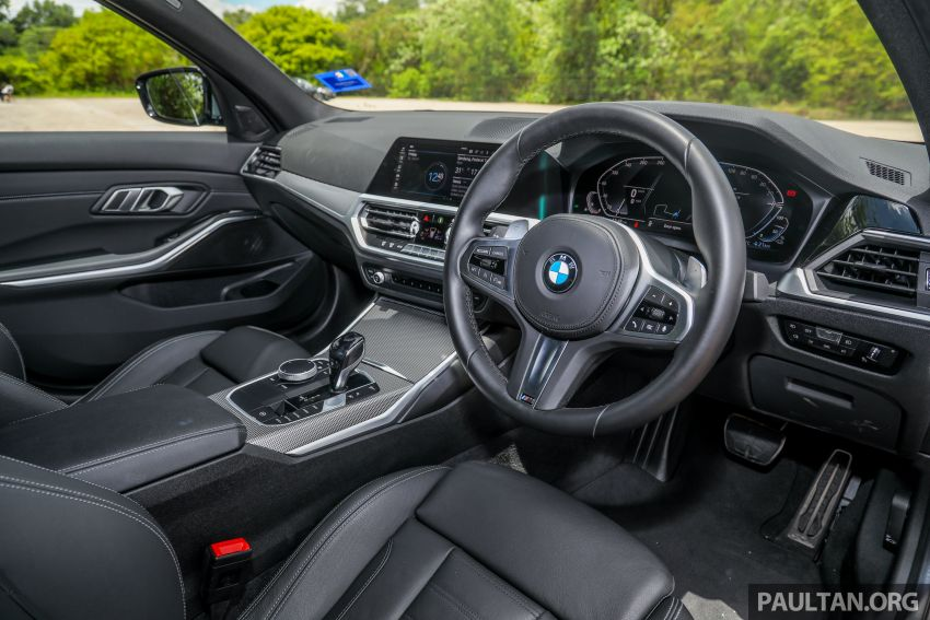 REVIEW: 2021 BMW 330e M Sport in Malaysia, RM250k Image #1336709