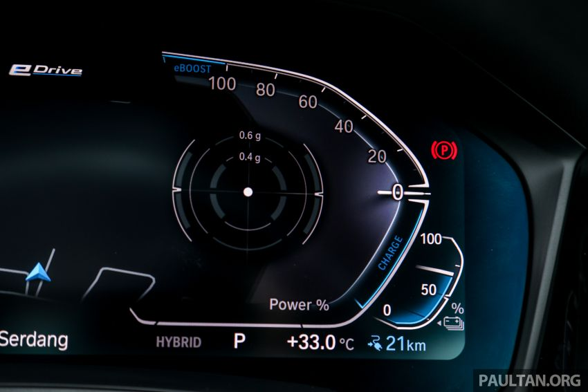 REVIEW: 2021 BMW 330e M Sport in Malaysia, RM250k Image #1336733