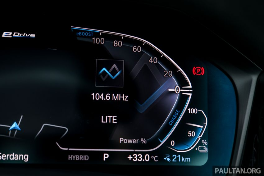 REVIEW: 2021 BMW 330e M Sport in Malaysia, RM250k Image #1336735