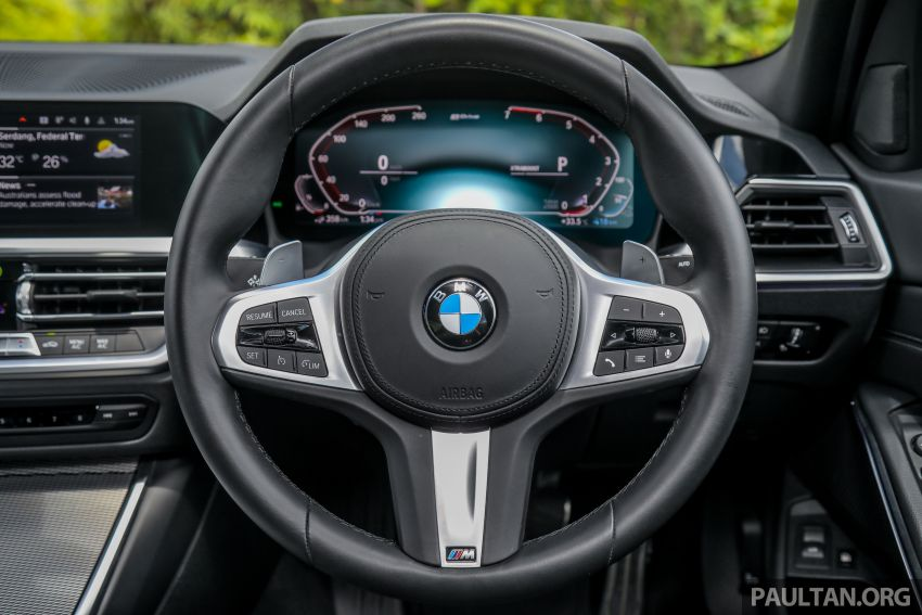 REVIEW: 2021 BMW 330e M Sport in Malaysia, RM250k Image #1336736