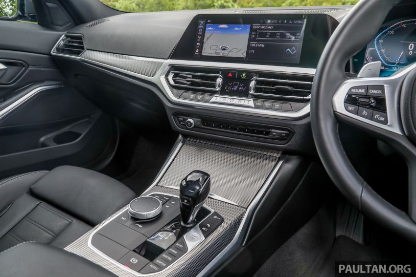 REVIEW: 2021 BMW 330e M Sport in Malaysia, RM250k Image #1336744