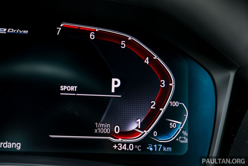 REVIEW: 2021 BMW 330e M Sport in Malaysia, RM250k Image #1336712