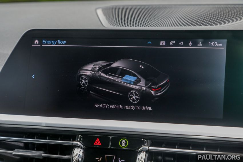 REVIEW: 2021 BMW 330e M Sport in Malaysia, RM250k Image #1336767