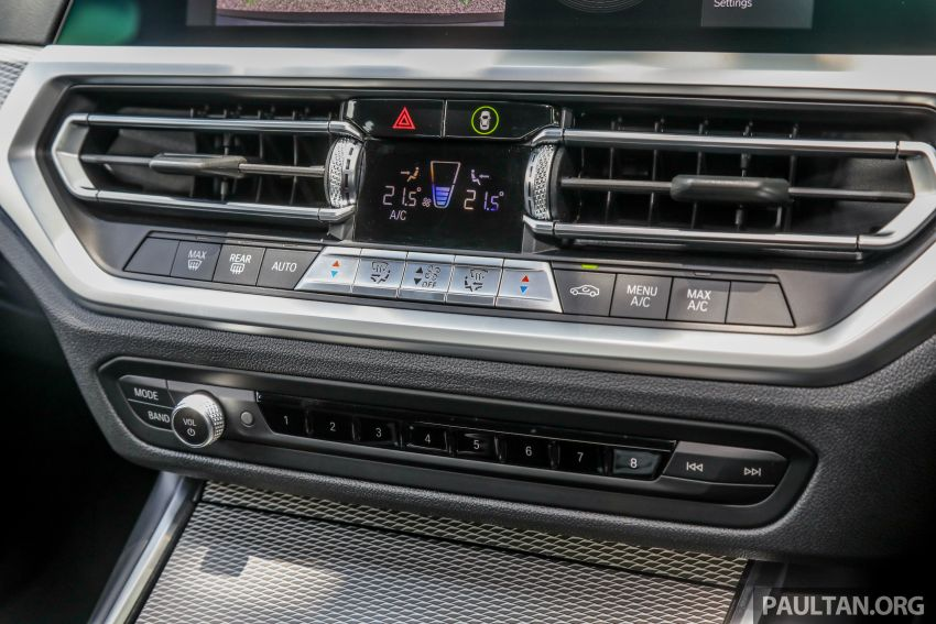 REVIEW: 2021 BMW 330e M Sport in Malaysia, RM250k Image #1336798