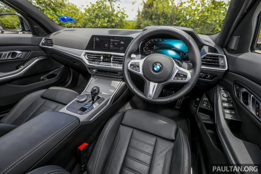 REVIEW: 2021 BMW 330e M Sport in Malaysia, RM250k Image #1336818