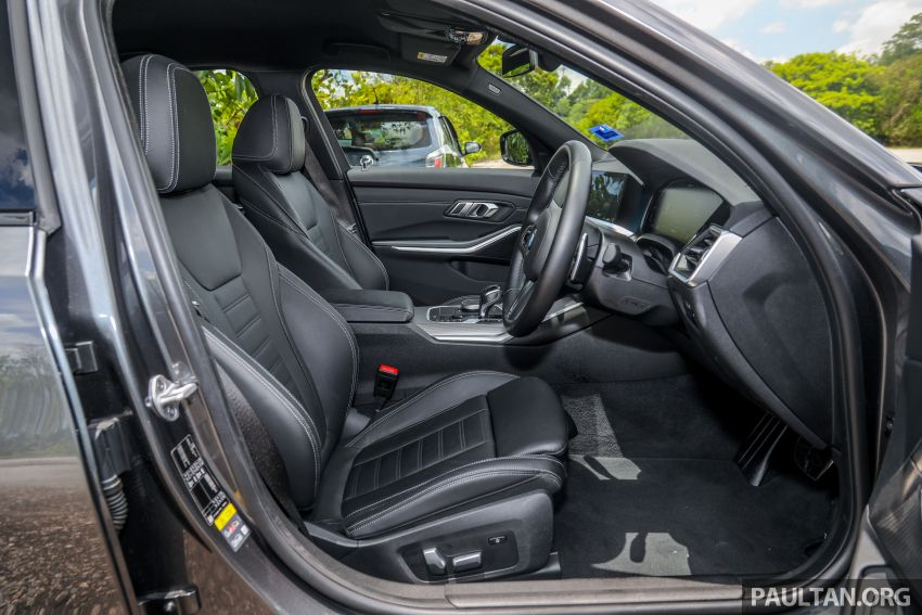 REVIEW: 2021 BMW 330e M Sport in Malaysia, RM250k Image #1336822