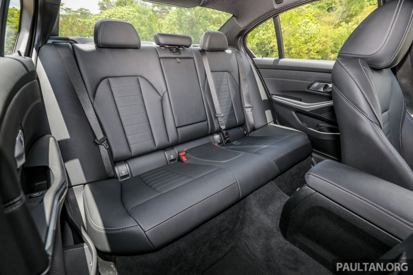 REVIEW: 2021 BMW 330e M Sport in Malaysia, RM250k Image #1336834