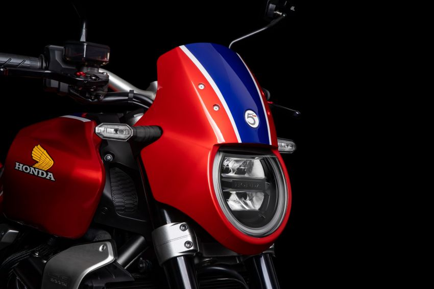 2021 Honda CB1000R 5Four is the Neo Sports Cafe in endurance racing clothes, priced at RM99,904 Image #1326668