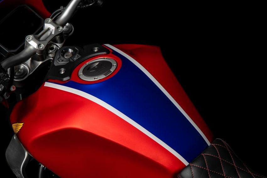 2021 Honda CB1000R 5Four is the Neo Sports Cafe in endurance racing clothes, priced at RM99,904 Image #1326683