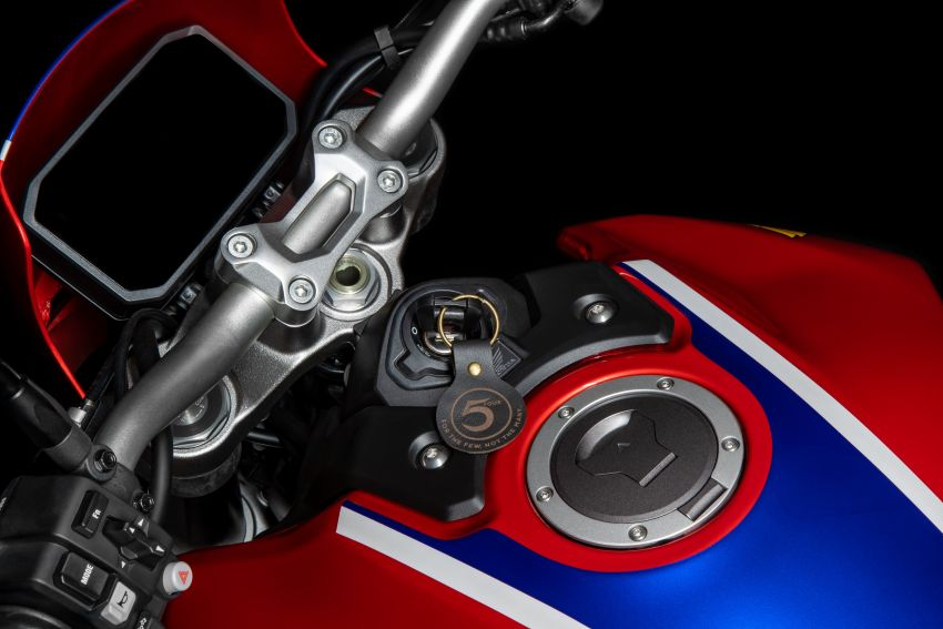 2021 Honda CB1000R 5Four is the Neo Sports Cafe in endurance racing clothes, priced at RM99,904 Image #1326684
