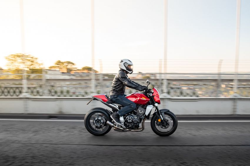 2021 Honda CB1000R 5Four is the Neo Sports Cafe in endurance racing clothes, priced at RM99,904 Image #1326689