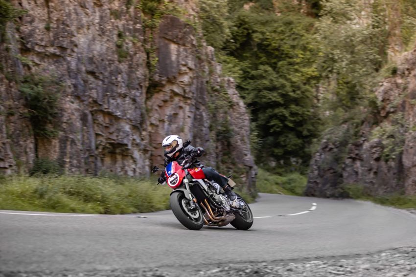 2021 Honda CB1000R 5Four is the Neo Sports Cafe in endurance racing clothes, priced at RM99,904 Image #1326696