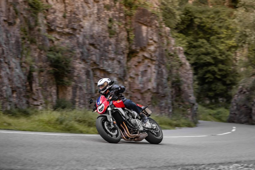 2021 Honda CB1000R 5Four is the Neo Sports Cafe in endurance racing clothes, priced at RM99,904 Image #1326697