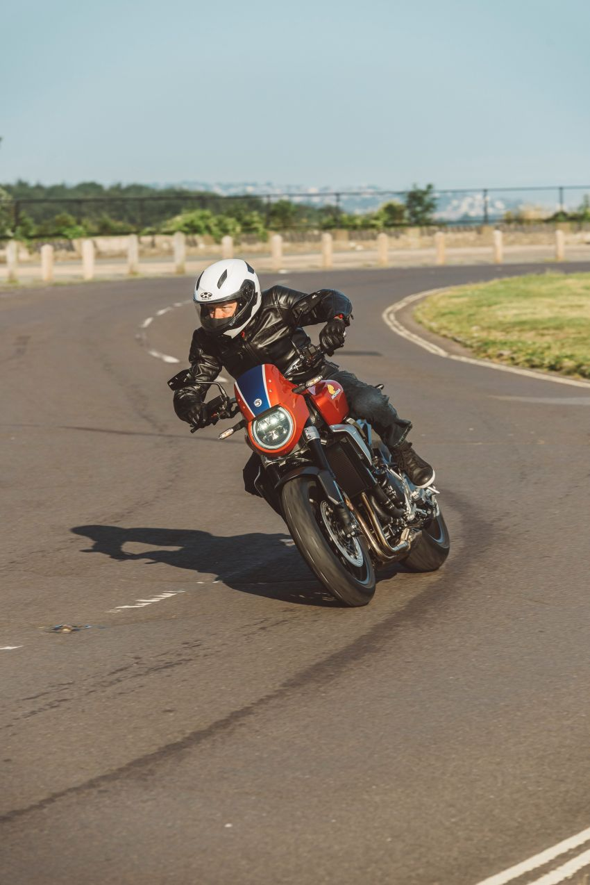 2021 Honda CB1000R 5Four is the Neo Sports Cafe in endurance racing clothes, priced at RM99,904 Image #1326709