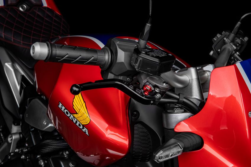 2021 Honda CB1000R 5Four is the Neo Sports Cafe in endurance racing clothes, priced at RM99,904 Image #1326678