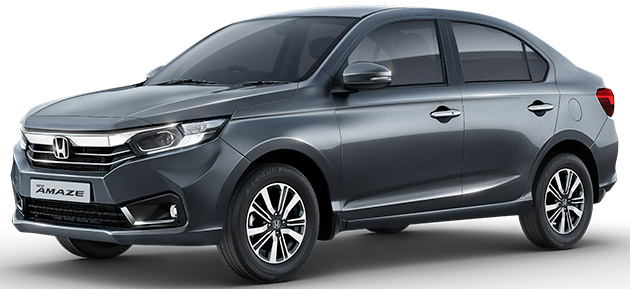 2021 Honda Amaze facelift launched in India – updated styling and features; same petrol and diesel engines Image #1332779