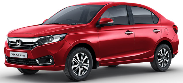2021 Honda Amaze facelift launched in India – updated styling and features; same petrol and diesel engines Image #1332781