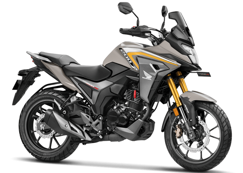 2021 Honda CB200X unveiled in India, RM8,159 Image #1336234