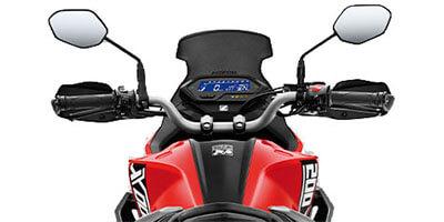 2021 Honda CB200X unveiled in India, RM8,159 Image #1336235