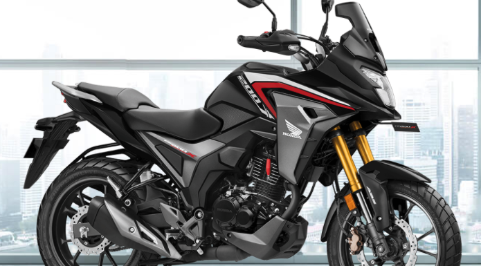 2021 Honda CB200X unveiled in India, RM8,159 Image #1336236