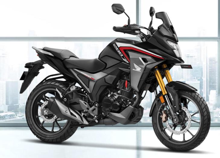 2021 Honda CB200X unveiled in India, RM8,159 Image #1336237