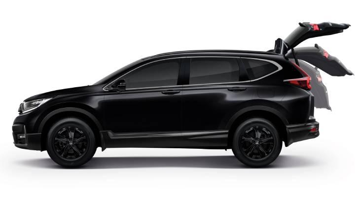 Honda CR-V Black Edition 2021 di Thailand – RM188k Image #1334977