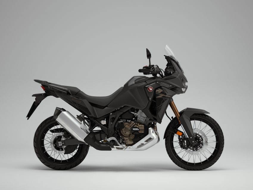 2022 Honda CRF1100L Africa Twin and Africa Twin Adventure Sports updated – rear carrier, lower screen Image #1337223