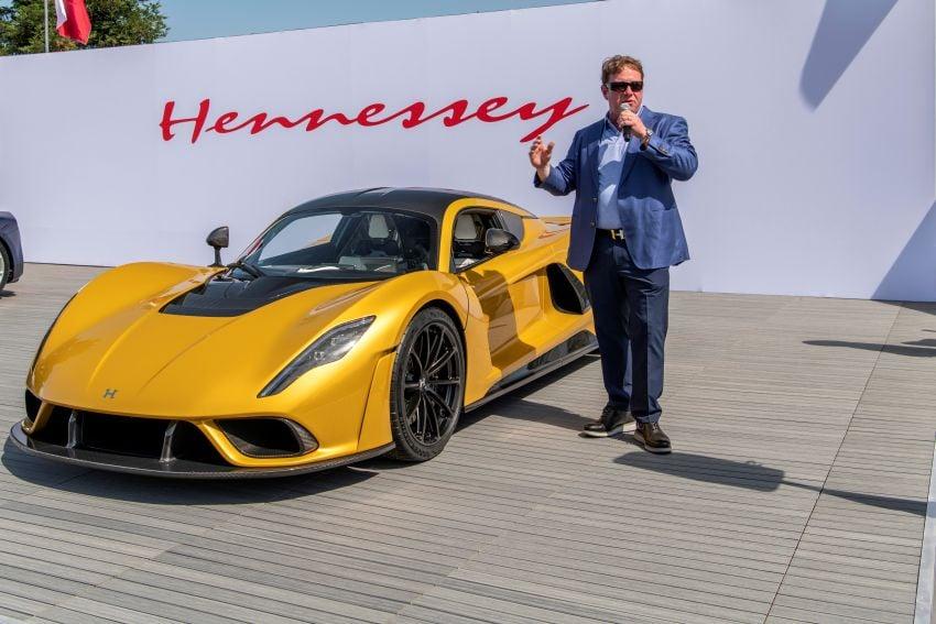 Hennessey Venom F5 – RM8.9mil V8 hypercar sold out Image #1333511
