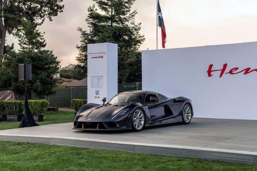 Hennessey Venom F5 – RM8.9mil V8 hypercar sold out Image #1333513