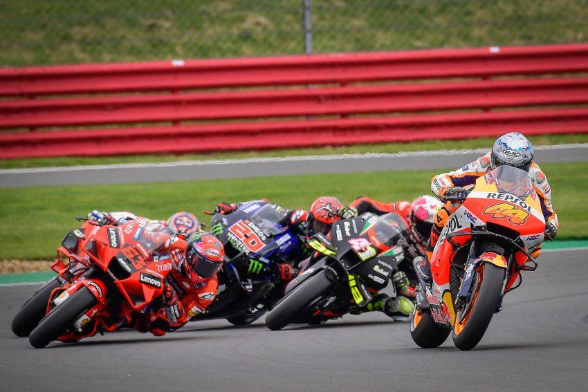 2021 MotoGP: Aprilia back on the podium in British GP Image #1337697