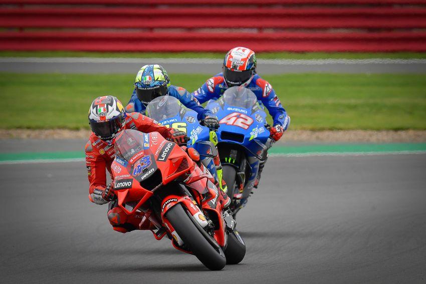 2021 MotoGP: Aprilia back on the podium in British GP Image #1337706