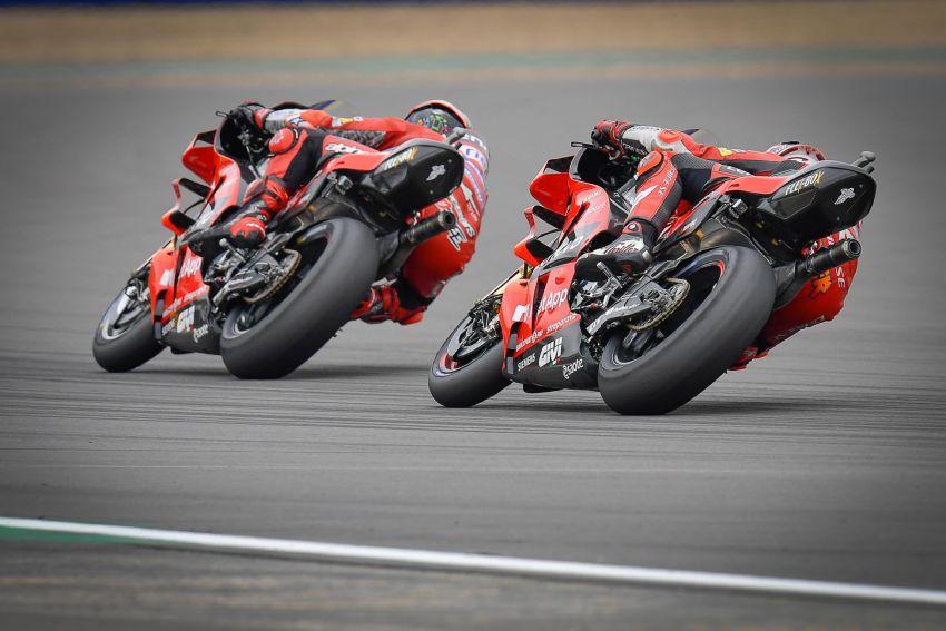 2021 MotoGP: Aprilia back on the podium in British GP Image #1337708