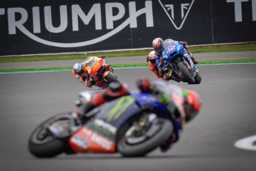2021 MotoGP: Aprilia back on the podium in British GP Image #1337709