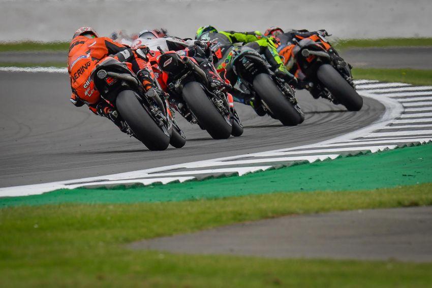 2021 MotoGP: Aprilia back on the podium in British GP Image #1337710