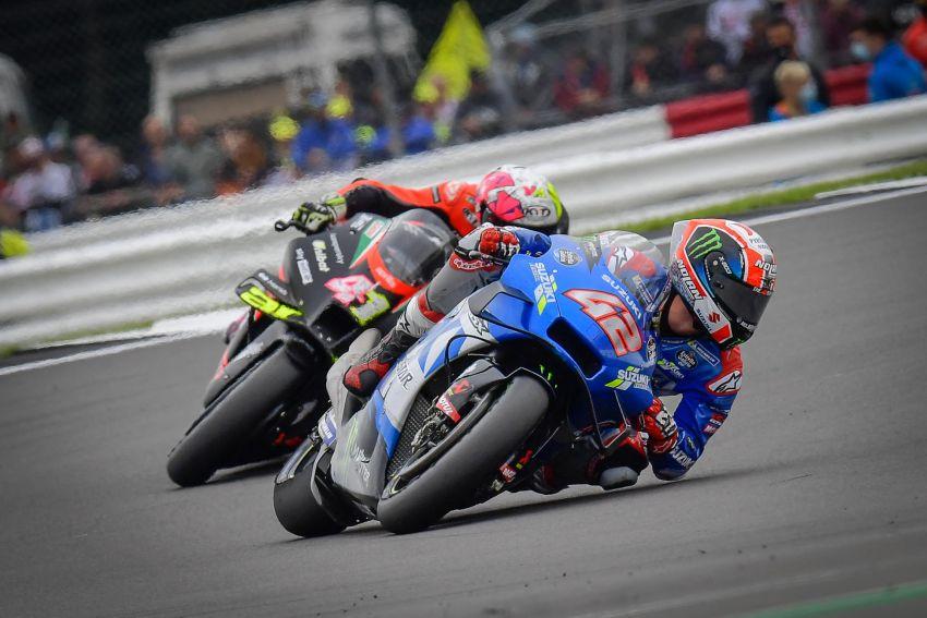 2021 MotoGP: Aprilia back on the podium in British GP Image #1337711