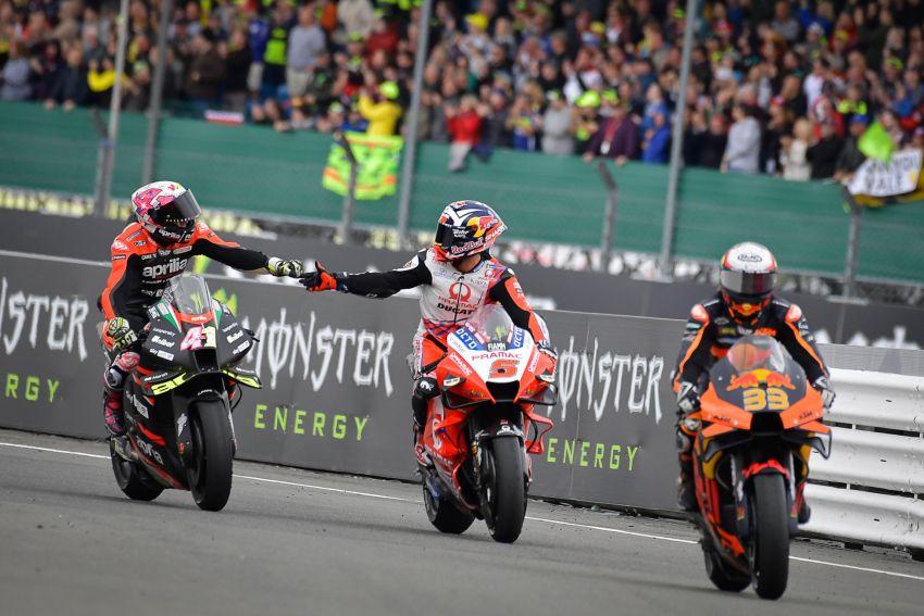 2021 MotoGP: Aprilia back on the podium in British GP Image #1337712